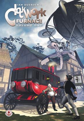 Clockwork Furnace