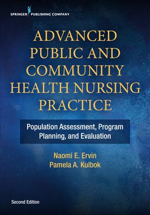 Advanced Public and Community Health Nursing Practice 2e
