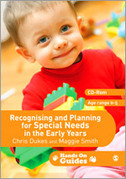 Recognising and Planning for Special Needs in the Early Years