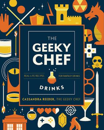 The Geeky Bartender Drinks