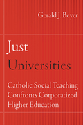 Just Universities