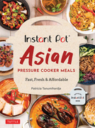 Instant Pot Asian Pressure Cooker Meals