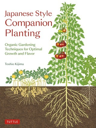 Japanese Style Companion Planting