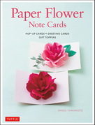 Paper Flower Note Cards