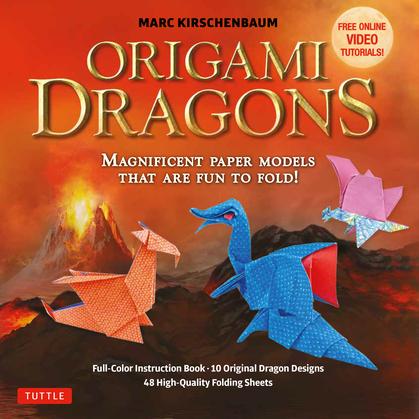 Origami Dragons Ebook