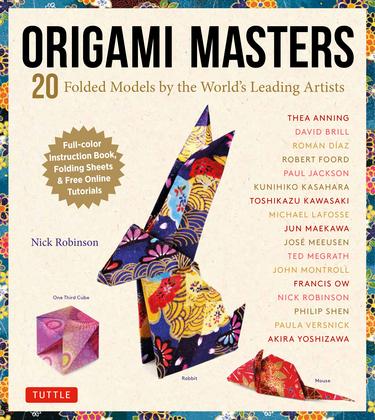 Origami Masters Ebook