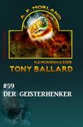 Tony Ballard #59: Der Geisterhenker