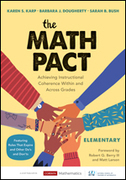 The Math Pact, Elementary