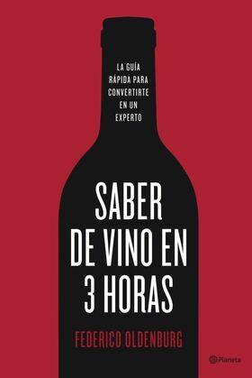 Saber de vino en tres horas