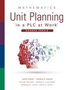 Mathematics Unit Planning in a PLC at Work®, Grades PreK-2