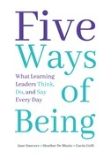 Five Ways of Being