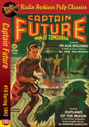 Captain Future #10 Outlaws of the Moon