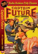 Captain Future #11 The Comet Kings