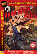 Dare-Devil Aces #104 November 1940