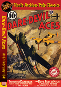 Dare-Devil Aces #107 Feb 1941