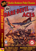 Dare-Devil Aces #123 August 1943