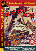 Dare-Devil Aces #120 January 1943