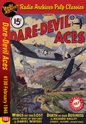 Dare-Devil Aces #130 February 1946