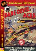 Dare-Devil Aces #96 March 1940