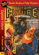 Captain Future #7 Magician of Mars