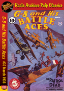G-8 and His Battle Aces #30 March 1936 The Patrol of the Dead