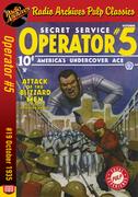 Operator #5 eBook #2 The Invisible Empire