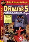 Operator #5 eBook #39 Revolt of the Devil Men