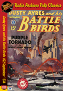 Dusty Ayres and his Battle Birds #22 September 1934