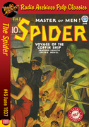 Spider eBook #45, The The