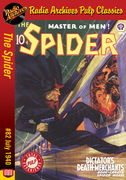 Spider eBook #82, The The