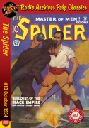 Spider eBook #13, The The