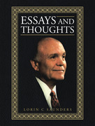 Essays and Thoughts