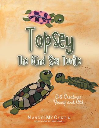 Topsey the Blind Sea Turtle
