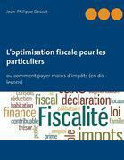 L'optimisation fiscale pour les particuliers