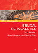 SCM Studyguide: Biblical Hermeneutics 2nd edition