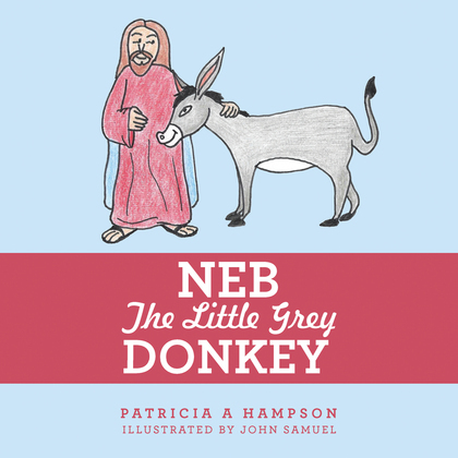 Neb the Little Grey Donkey
