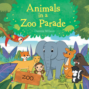 Animals in a Zoo Parade