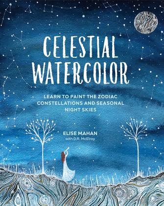 Celestial Watercolor