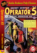 Operator #5 eBook #41 The Day of the Damned