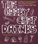 The Geeky Chef Drinks