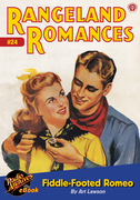 Rangeland Romances #24 Fiddle-Footed Romeo