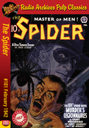 Spider eBook #101, The The