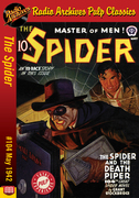 Spider eBook #104, The The