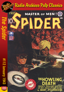 Spider eBook #112, The The