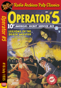 Operator #5 eBook #16 Legions of the Death Master