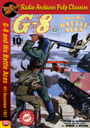 G-8 and His Battle Aces #51 December 1937 Drome of the Damned
