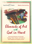 Elements of Art with God in Heart