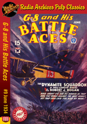 G-8 and His Battle Aces #9 June 1934 The Dynamite Squadron