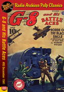 G-8 and His Battle Aces #95 December 1941 Horde of the Black Eagle