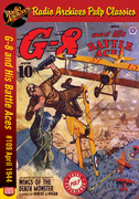 G-8 and His Battle Aces #109 April 1944 Wings of the Death Monster